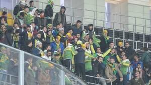 Beşiktaş - Darıca Gençlerbirliği maçından fotoğraflar (1)