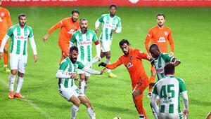 Medipol Başakşehir 0-0 Yeni Amasyaspor / MAÇIN ÖZETİ