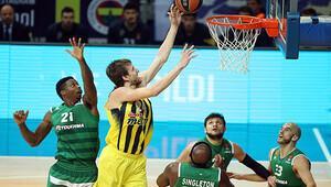 Müthiş zafer Fenerbahçe Yunan devine fark attı