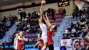 Cavigal Nice Basket: 50 - Bellona AGÜ: 78