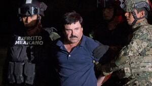 Meksikalı uyuşturucu baronu Guzman ABDye iade ediliyor