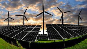 Rüzgar ve güneş enerjisinde sevindirici gelişme