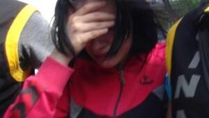 Annesini döven üvey babasını öldüren Fatmaya 18 yıl hapis istemi