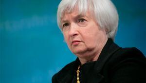 Janet Yellen: Bazı riskler hala devam ediyor