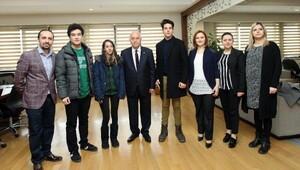 Başkan Yaşar Batıkentte vatandaşları dinledi