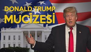 Emlak krallığından ABD Başkanlığına Trump mucizesi