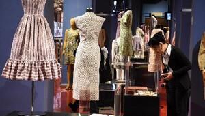 Merinos desenleri tekstil sanayi müzesinde