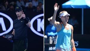 Murray ve Kerber 4. turda