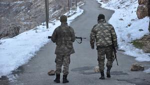 Adıyamanda dev PKK operasyonu İHA buldu, F-16lar bomba yağdırdı