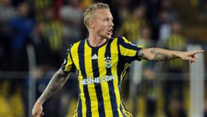 Fenerbahçede Kjaer formasına kavuşuyor