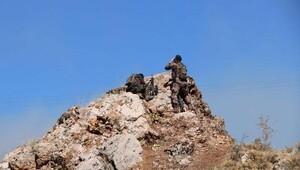 Adıyaman kırsalında görülen PKKlılara operasyon başlatıldı