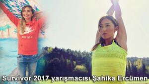Survivor 2017 ünlüler takımı yarışmacısı Şahika Ercümen kimdir Kaç yaşındadır
