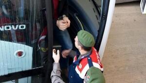 Jandarmadan 5 ilde FETÖ operasyonu: 18 gözaltı