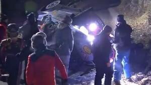 Monte Carlo Rallisinde ölümlü kaza