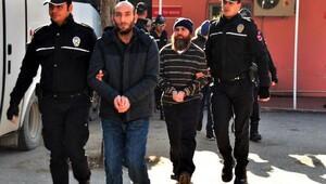 Türkiyeyi tehdit eden DEAŞlının kardeşleri tutuklandı