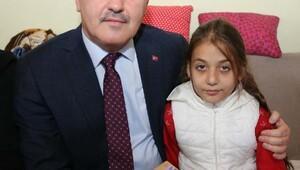 Pınarın tablet hayali gerçek oldu