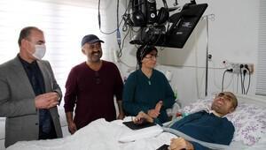 Antalyalı Hawking'e öğretmen desteği