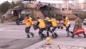 El Baldan acı haber: 5 şehit, 9 yaralı