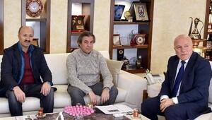 Beyoğlu ve Sultangazi Başkanları Erzurumda