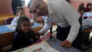 Bilgi Üniversitesi heyeti Silopili öğrencileri sevindirdi