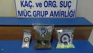 Keşan'da uyuşturucu operasyonu: 3 gözaltı