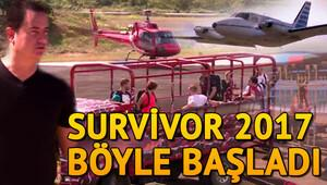 Survivor 2017 bu akşam başlıyor.. İşte ünlüler ve gönüllüler takımı