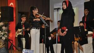 Nizip'te, Gençlik konseri