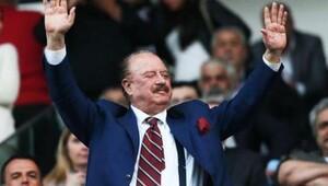 40 yıla damga vuran Büyük Başkan İlhan Cavcav...