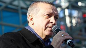 Cumhurbaşkanı Erdoğandan referandum kararı sonrası ilk açıklama