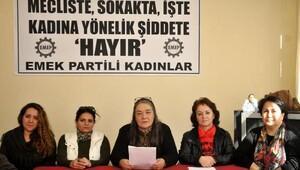 CHP, HDP ve EMEPli kadınlardan Ençe tepki