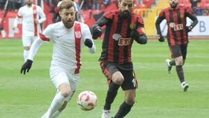 Eskişehirspor-Balıkesirspor Fotoğrafları