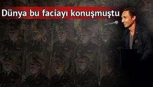 ENBE'den Kızıl Ordu Korosu jesti
