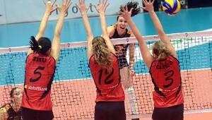 Vestel Venus Sultanlar Liginde 2 maç oynandı