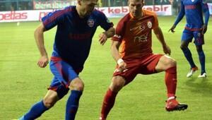 Kardemir Karabükspor- Galatasaray maçı fotoğrafları