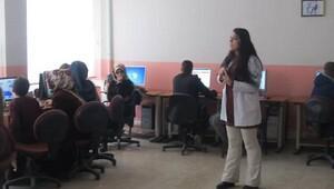 Hasta kabul kursuna yoğun ilgi