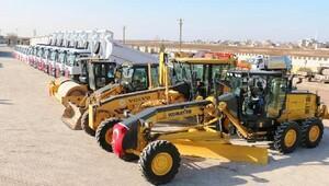 Akçakale Belediyesine 9 yeni araç