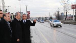 Bursa'da raylı sistem estetikle buluşuyor