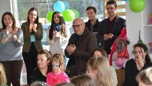 Süleymanpaşalı çocuklar yeni yıl ve karne partisinde buluştu