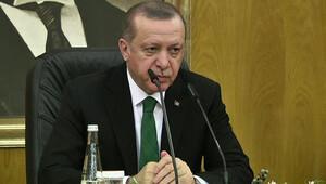 Cumhurbaşkanı Erdoğandan anket yorumu