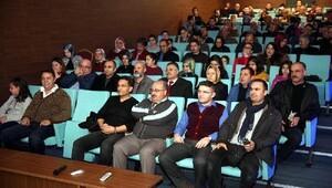 """Belediye çalışanlarına """"Çanakkale Ruhu"""" konulu konferans"""
