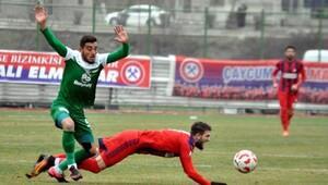 Zonguldak Kömürspor-Sivas Belediyespor: 4-1