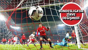 RB Leipzig 3 golle 3 puanı kaptı