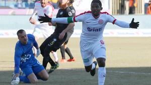Osmanlıspor 1-2 Antalyaspor/ MAÇIN ÖZETİ