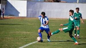 Erbaaspor-Yeşil Bursa: 0-0