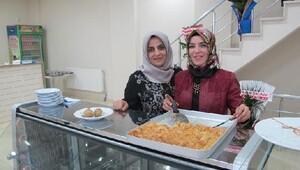 Ağrı'da kadın girişimciler lokanta açtı