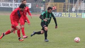Sakaryaspor-Bergama Belediyespor: 1-1