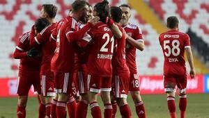 Sivasspor: 3 - Boluspor: 1