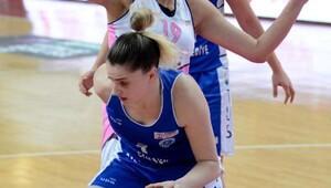 Bellona AGÜ Spor-Canik Belediyespor: 65-60