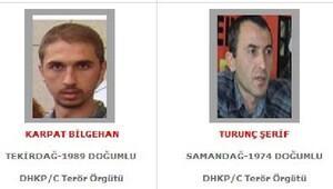 Ak Parti ve Emniyete saldıran terörist, Tekirdağ'da yakalandı (5)