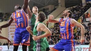 Best Balıkesir - Darussafaka Doğuş Basket Fotoğrafları